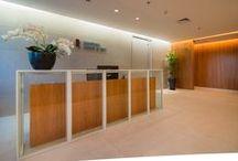 Offices  / Escritórios que projetamos