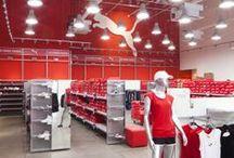 Stores / Lojas que projetamos