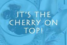 It's the Cherry on Top! / Perfect toppings to add to Zoi Greek Yogurt!