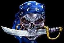 Skulls / charmosas, estilosas...