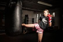 Sandee Sponsored Fighters / Our official sponsored fight team! past and present