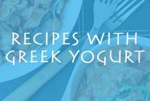 Recipes With Greek Yogurt / There is a whole lot more to Greek yogurt than simply eating it plain. While Zoi Greek Yogurt is of course great on its own, you can also cook and bake with it! The possibilities are endless.