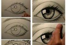- desenhar -