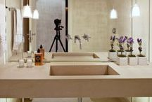 Toilets / Banheiros que projetamos