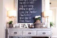 Interior Inspiration / Interior decor for your home