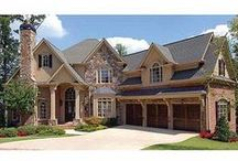 Architecture Inspiration / Inspiration for architecture of your ideal home