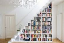 Stairway / Inspiration for staircases in your home