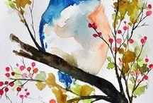 Watercolour Inspiration