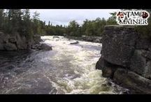 Ten Minutes of Maine Videos: Ten peaceful minutes of Maine scenery