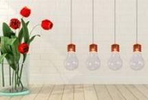 Inspiracje wnętrz / Lampy to nie tylko źródło światła, ale także doskonały dodatek do wystroju. Zainspiruj się naszymi aranżacjami!