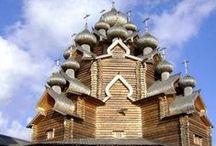 Russian Architecture / by Jen Denzin