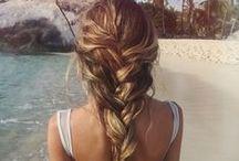 Boho Hair Inspo / Beautiful bohemian hair trends and inspirational styles...
