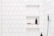 BATHROOM / Inspiração decor para banheiros.