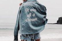 JEANS / Inspiração all jeans