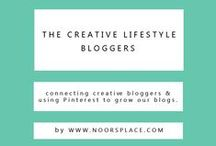 The Creative Lifestyle Bloggers / This Pinterest group board is for the creative lifestyle bloggers. Pin your blog posts to get exposure. Repin, like & read others' posts to support your fellow bloggers. To join, follow https://www.pinterest.com/noor_unnahar/ & fill this form http://bit.ly/CreativeLifestyleBloggers The purpose of this group is to help fellow bloggers & spread creativity.  (i) you can pin max 5 posts a day as per limit (ii) this group is strictly niched based. please don't apply if you have a different niche blog