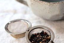 TEA / Hora do chá.