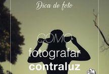 TÉCNICAS DE FOTOGRAFIA / Truques de fotografia edição e composição.