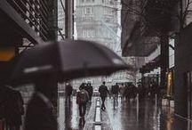 RAIN / Fotografia na chuva