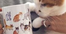 Pet Love / If you love pets as much as we do, you are in the right place. We have created a small range of products, such as device cases and mugs inspired by those little friends.