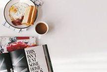 INSPO BRACKFAST / Café da manhã inspirador e alimentação saudável.