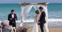 Decoracion de bodas romanticas en la playa de Valencia -ROMANTIC BEACH WEDDING DECORATION (SPAIN)