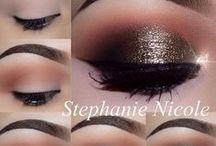 makeup / by d rhinestones