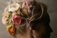 Wedding: Hair/MU Ideas