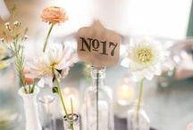 Wedding: Tablescapes/ Reception