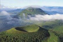Les Volcans d'Auvergne / Le Parc des Volcans d'Auvergne, lieu historique du volcanisme en France