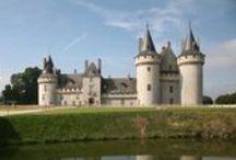 Sully Sur Loire / Un lieu magique et unique que j'adore