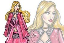 Fashion Illustrations!