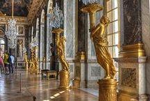 Франция. Версаль. / by Элеонора