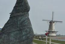 molens in nederland / Nederland is rijk aan molens