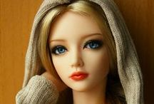 Barbie, BJD and other dolls