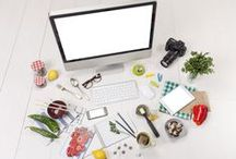 {TML} Blogging As A Career / How to start and run a food blog.