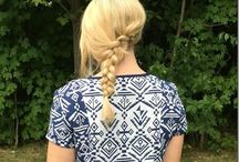 Dutch Braids / Hairstyle inspiration featuring Dutch braids