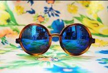 SUNGLASSES / occhiali