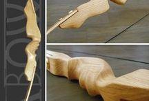 """Von einem der anfing """"einen"""" Bogen zu bauen / ...und einen zweiten, und einen dritten ....und so weiter. Selbstbau (DIY) von traditionellen Bögen, nebst Zubehör."""
