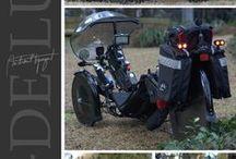 Pedal-Renaissance ...für viele Wege die ultima ratio / Wetter unabhängige Mobilität aus eigener Kraft