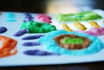 Bastelideen - kitchen science / Coole Experimente in der Küche