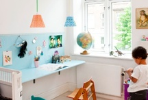 Wohnen - Kinderzimmer schulfein / für die Serie Wohnen mit Kindern auf dem Blog
