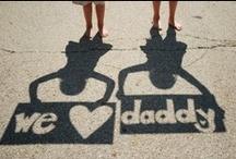 Besondere Anlässe - Vater- und Muttertag / Ideen für Väter und Kinder; resp. Mütter mit Kindern