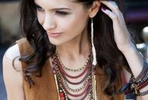 Fashionable Beads are African Beads / Take a look at these creative fashion jewelry designs where African Beads take center stage.