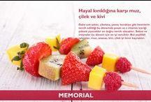 'Mucize Meyveler' / Memorial Bilgilendiriyor !