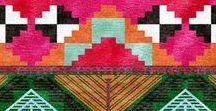 Style - Ethno / geometrische Muster