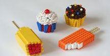 Lego / Mit Lego gebautes