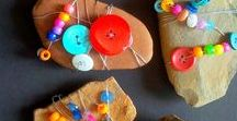 Bastelideen - für die Kleinen / Basteln und Spielen mit kleinen Kindern