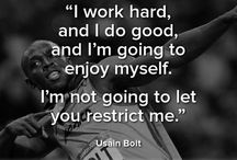 Inspirational sporting quotes
