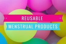 Menstrual Cups, Periods and Women's Health / Menstrual cups, periods, fertility, reusable menstrual products