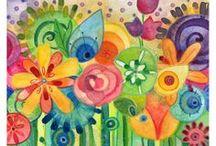Ilustraciones y pinturas / Dibujos, ilustraciones, pinturas